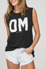 SPIRITUAL GANGSTER Om Musce Tank - Product Mini Image