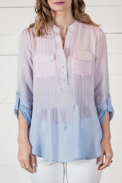Go Fish Clothing Ombre Blouse - Product List Image