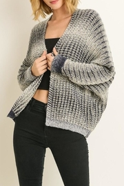 Le Lis Ombre Cardigan - Product Mini Image