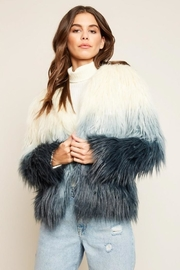 Hayden Ombre Faux Fur - Product Mini Image