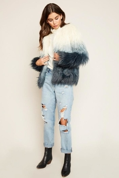 Hayden Ombre Faux Fur - Alternate List Image
