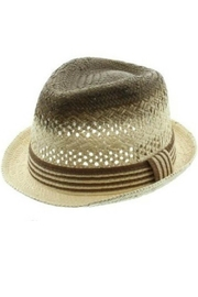 Imagine That Ombre Fedora - Front cropped