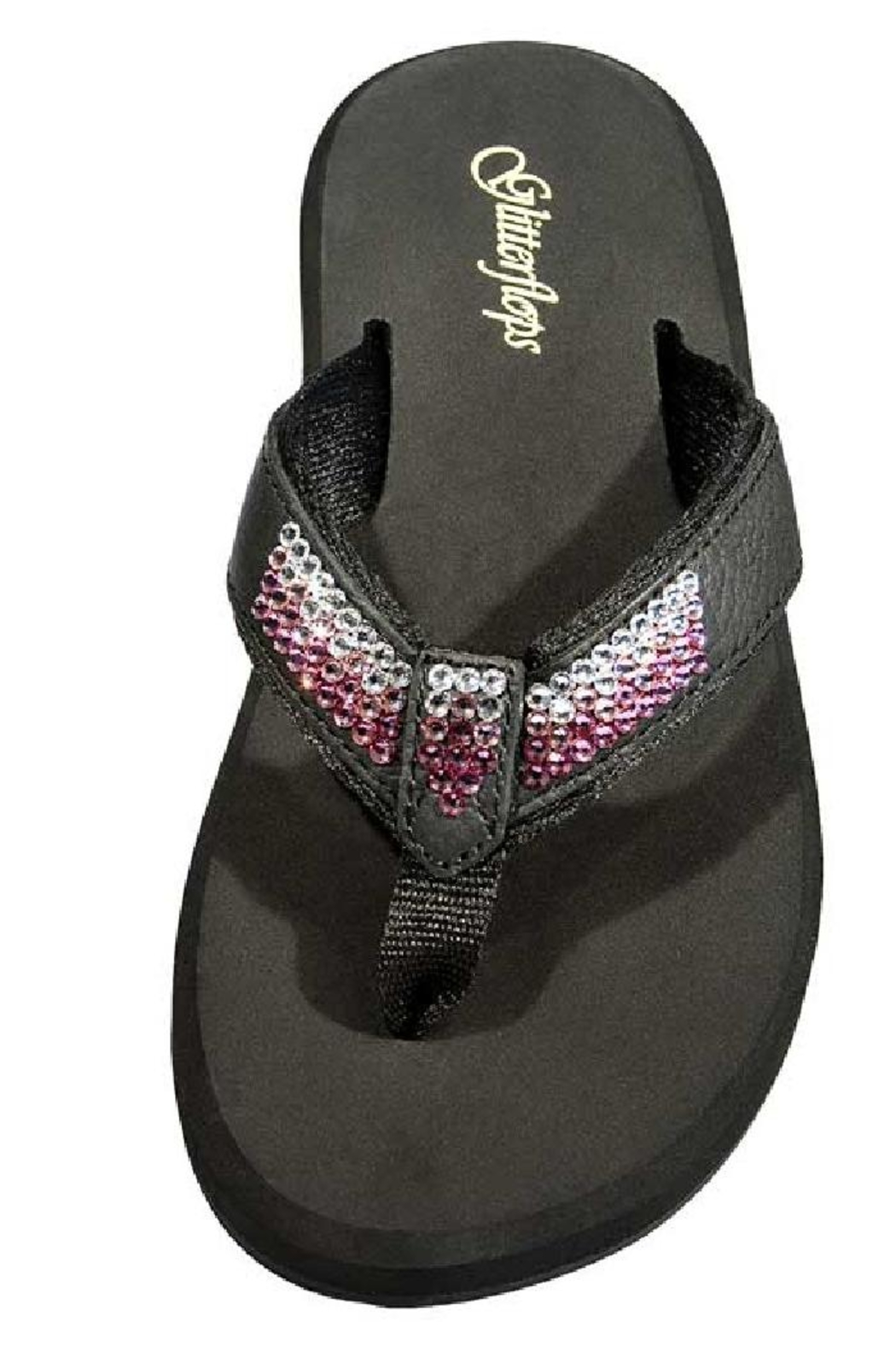 ddbc3b7d2 Glitterflops Ombre Flip Flops from Texas by Rock2Royal Boutique ...