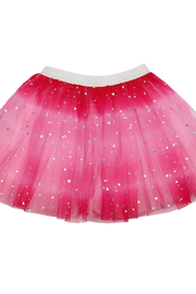 Sparkle Sisters Ombre Heart Tutu - Front cropped