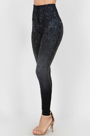 M-Rena  Ombre Ikat Sublimtion legging - Product Mini Image