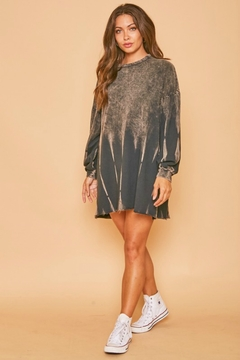 Fantastic Fawn  Ombre Knit Dress - Product List Image