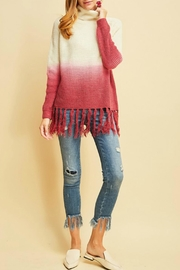 Entro Ombre Knit Sweater - Product Mini Image