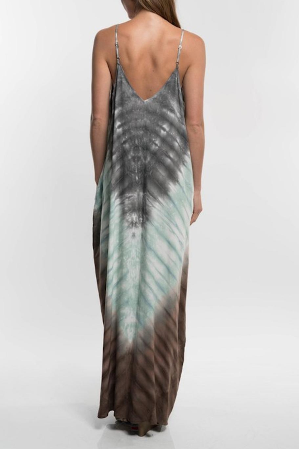 Lovestitch Ombre Maxi - Front Full Image