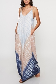 Lovestitch Ombre Maxi - Front cropped