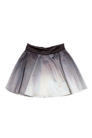 Rock Candy Ombre Metallic Skirt - Front cropped
