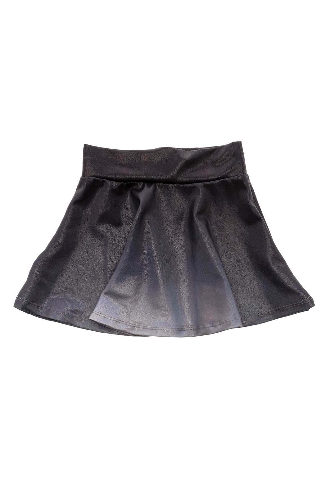 Rock Candy Ombre Skirt - Back Cropped Image