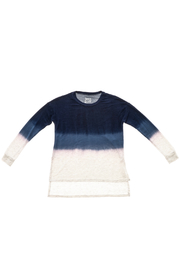 Rock Candy Ombre Terry Tee - Front cropped