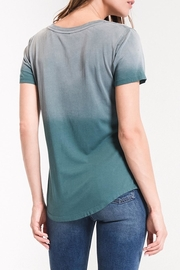 z supply Ombre v-Neck Tee - Side cropped