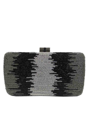 Sondra Roberts Ombred Beads Box Clutch - Product Mini Image