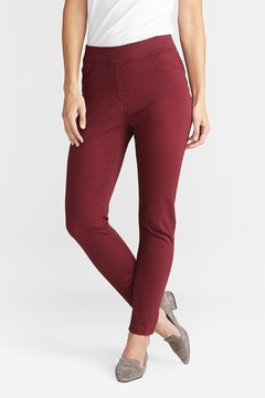 Coco + Carmen Omg Red Skinny-Jeans - Alternate List Image