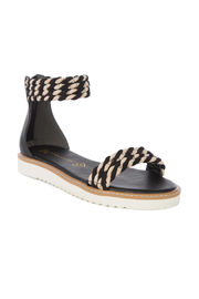 BC Footwear On a Pedestal Twisted Sandal - Front cropped