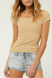 O'Neill On-Or-Off-The Shoulder Top - Product Mini Image