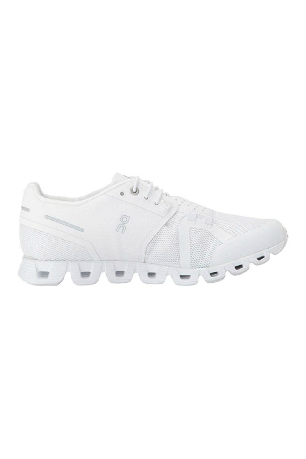 on running On Running Cloud Women's in All White - Main Image