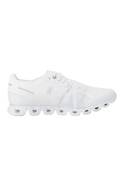 on running On Running Cloud Women's in All White - Front cropped