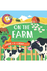 Usborne On The Farm: A Shine A Light Book - Product Mini Image