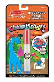 Melissa and Doug On The Go Color Blast No-Mess Coloring Pad - Product Mini Image