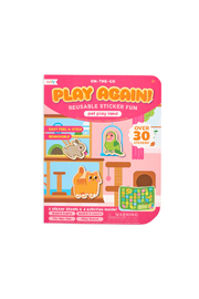 Ooly On-The-Go Play Again Reusable Sticker Fun: Pet Play Land - Product Mini Image