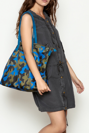 On The Road Charcoal Hooded Dress - Product Mini Image