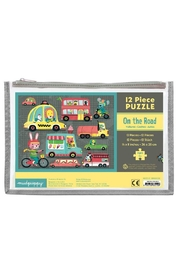 Mudpuppy On-The-Road Pouch Puzzle - Product Mini Image