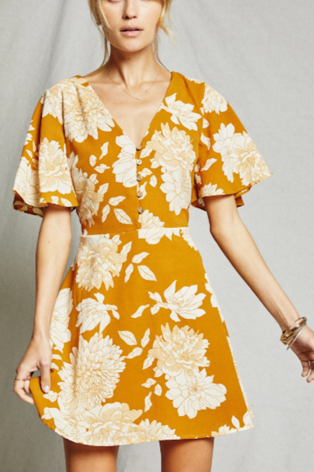 SAGE THE LABEL On The Sunset Dress - Main Image