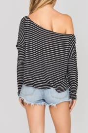AMUSE SOCIETY On-The-Verge Knit - Front full body