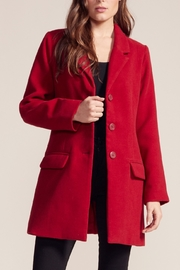 BB Dakota On-Trend Classic Coat - Front cropped
