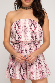 She and Sky On Trend romper - Product Mini Image