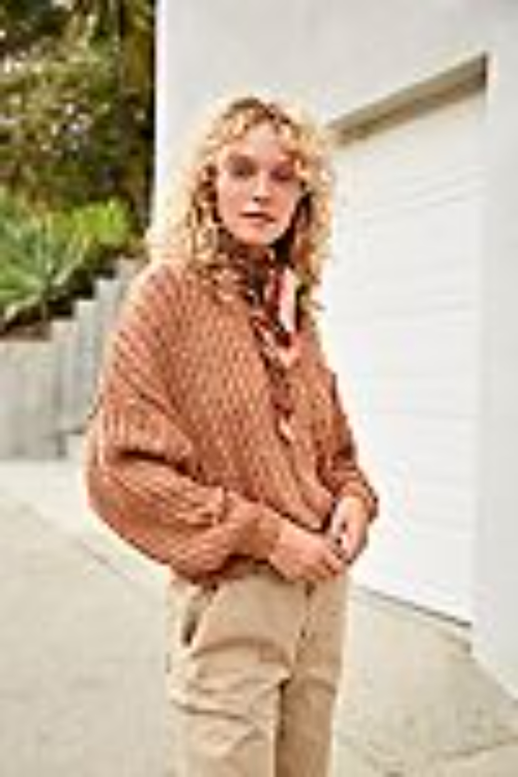 Free People  On Your Side Pullover - Side Cropped Image