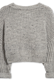 Free People  On Your Side Pullover - Front full body