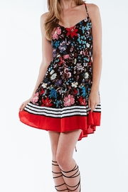 On The Road Angel Dress - Front full body