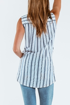 On The Road Athens Tunic Top - Alternate List Image