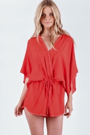 On The Road Beach Break Romper - Product Mini Image