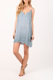 On The Road Genesis Chambray Dress - Product Mini Image