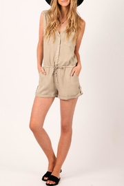 On The Road Haley Romper - Product Mini Image
