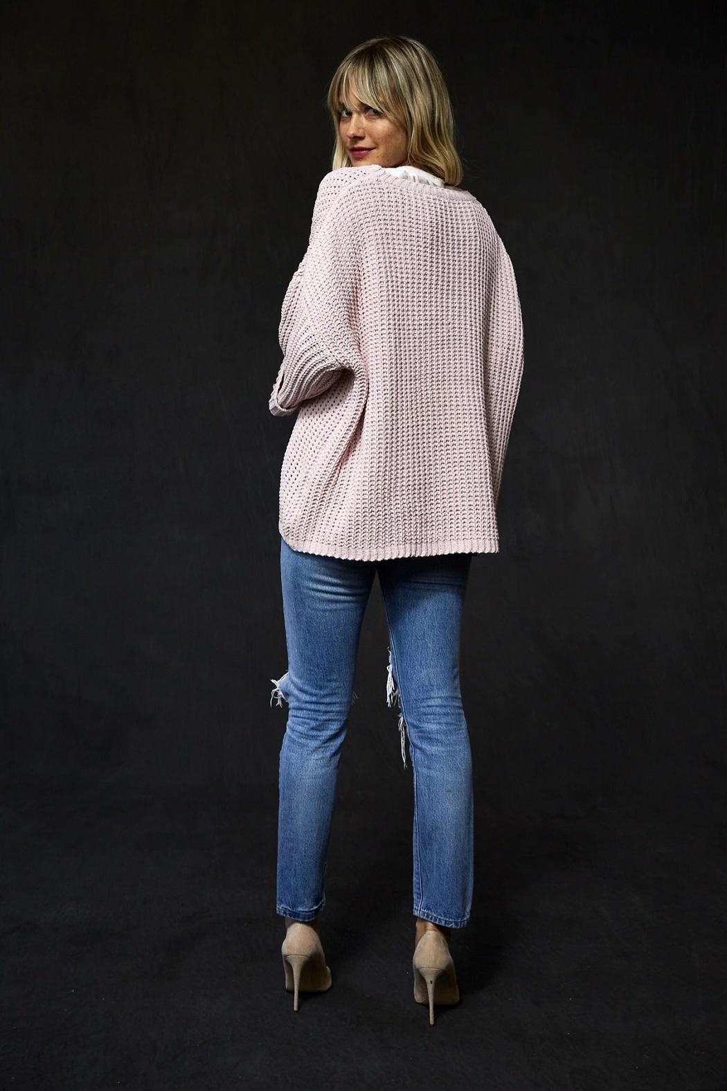 On The Road Lily Sweater - Front Full Image