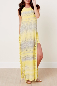 On The Road Nile Maxi Dress - Product List Image