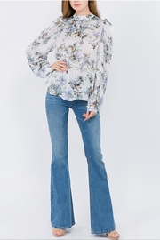 On Twelfth August Floral Blouse - Product Mini Image