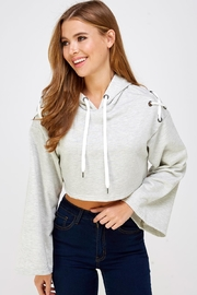 On Twelfth Bell Sleeve Sweater - Product Mini Image