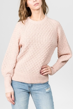 On Twelfth Puff Sleeve Sweater - Alternate List Image