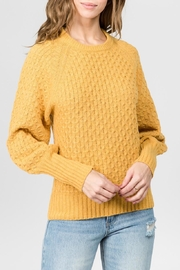 On Twelfth Puff Sleeve Sweater - Product Mini Image