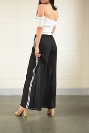 On Twelfth Stripe Sheer Pants - Product Mini Image