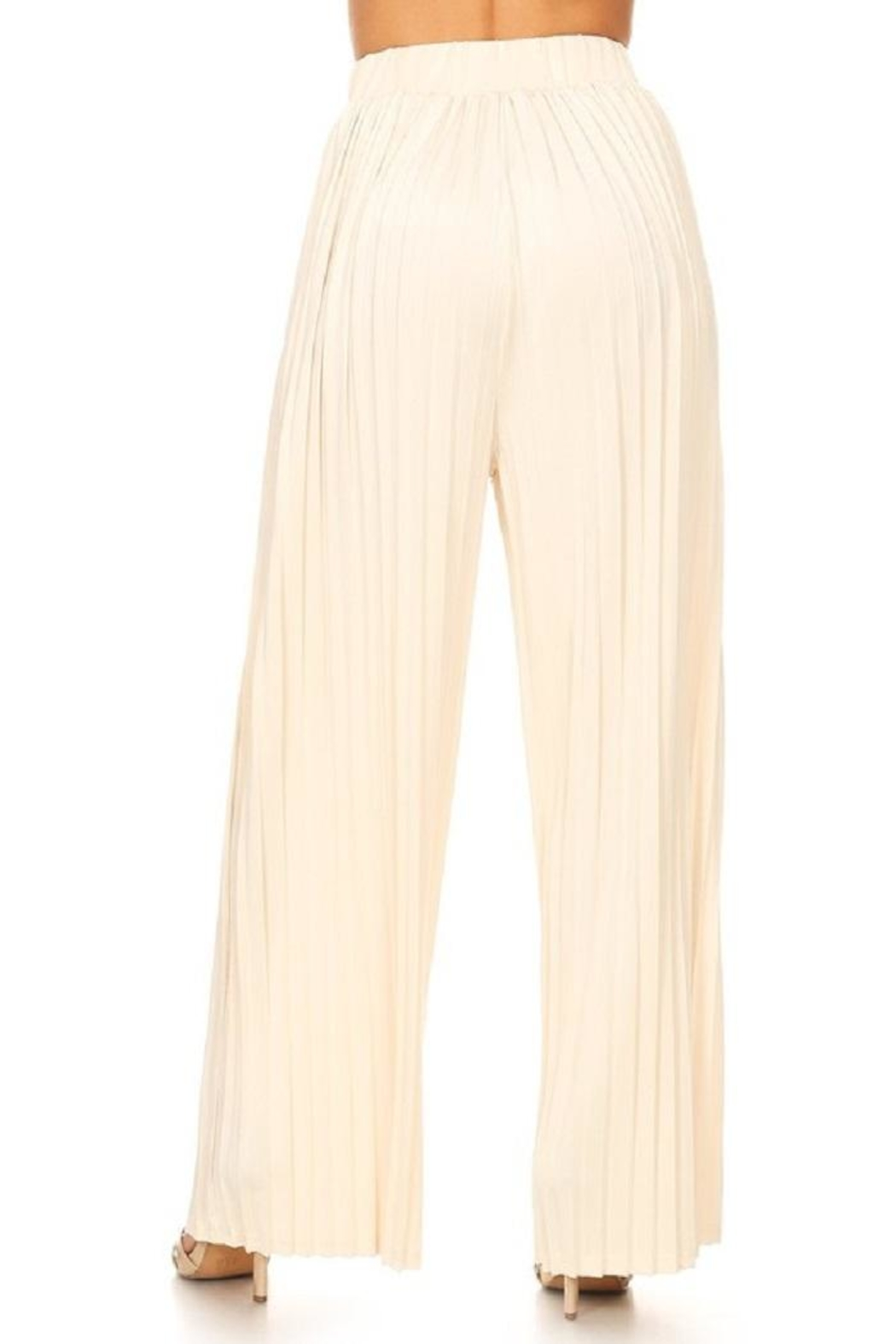 On Twelfth Wide Pleated Pant - Main Image