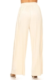 On Twelfth Wide Pleated Pant - Product Mini Image