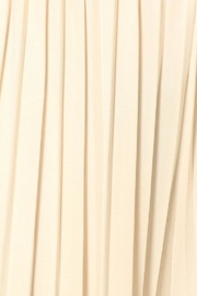 On Twelfth Wide Pleated Pant - Back cropped