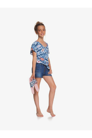 Roxy Once Again Denim Shorts - Product Mini Image